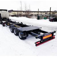 Раздвижной полуприцеп-контейнеровоз Gut Trailer модель CS-453
